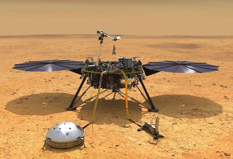 Миссия Insight за год набрала информации о 500 марсотрясениях