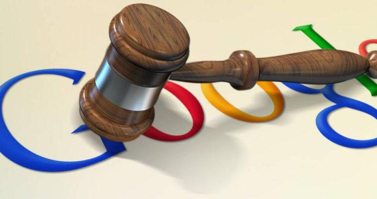 Московский суд оштрафовал Google по трем протоколам РКН на 6 млн руб. за неудаление запрещенного контента