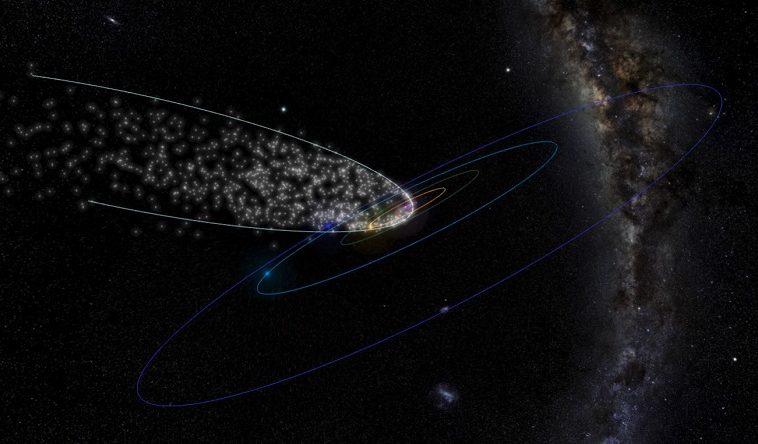 На Земле могут пройти метеоритные дожди из-за редких комет