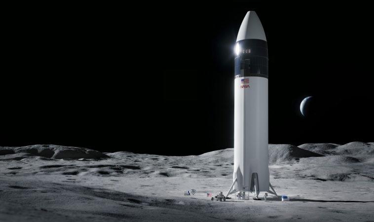 НАСА приостановило контракт со SpaceX на лунный аппарат за 2,9 млрд $ после протестов конкурентов