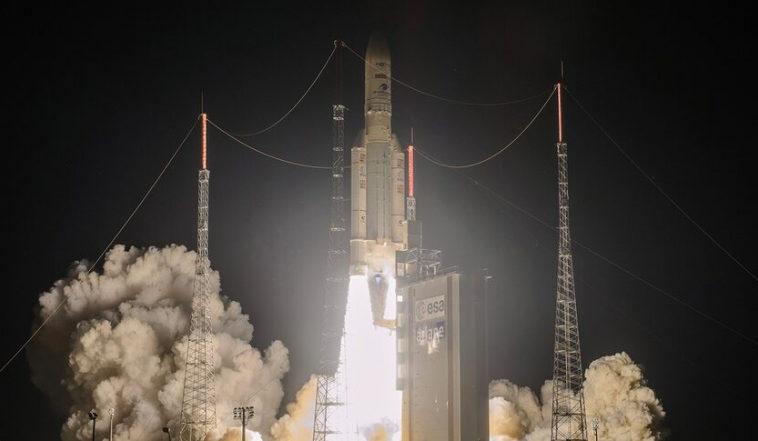 Проблема с Ariane 5 может задержать JWST