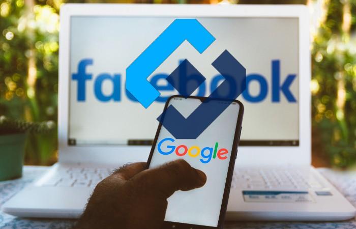 Роскомнадзор пока не будет замедлять Google и Facebook, но продолжит готовить на них протоколы для штрафов
