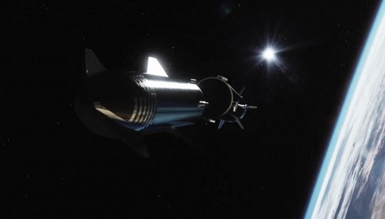 SpaceX раскрывает конкретные подробности о первом испытательном орбитальном полете Starship