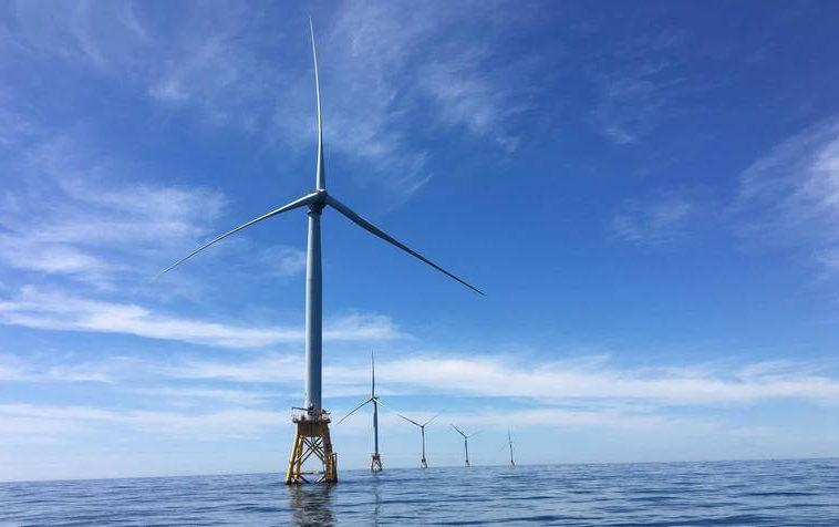 В США готовятся построить самую крупную ветряную электростанцию на воде