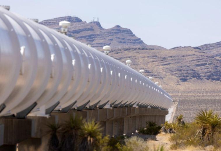 Virgin Hyperloop обещает запустить капсулы для перемещений со скоростью до 1200 км/ч в 2027 году