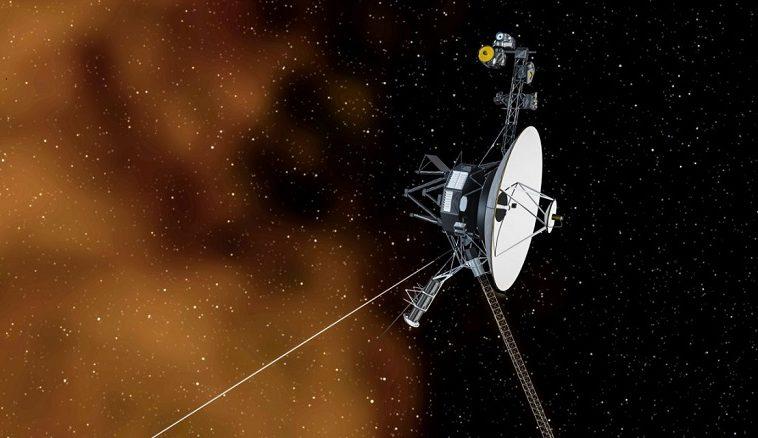 «Вояджер-1» обнаружил «гул» плазмы