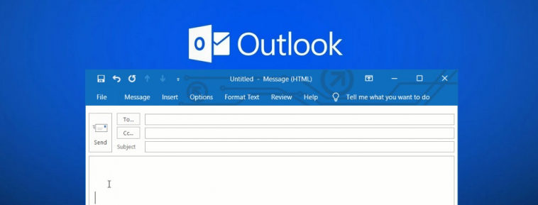 Выпущенный вчера билд Microsoft Outlook 13929.20372 сломал видимость текста писем. Помогает откат версии