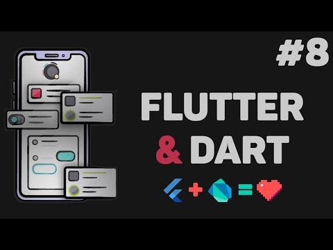 Уроки Flutter и Dart с нуля / #8 – Создание приложеия «Список дел»
