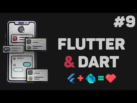 Уроки Flutter и Dart с нуля / #9 – Навигация и меню приложения