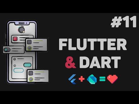 Уроки Flutter и Dart с нуля / #11 – Заключительный урок