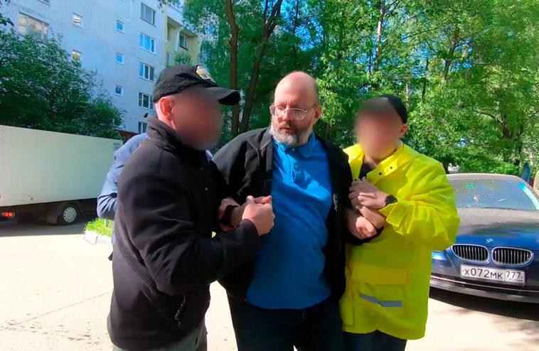 Алексей Семеняка прокомментировал свое выдворение из России