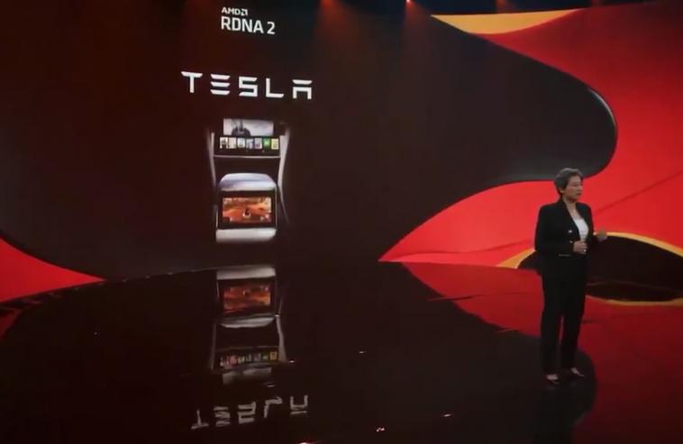 AMD подтвердила, что поставляет «сердце» игровой консоли для Tesla Model S и X