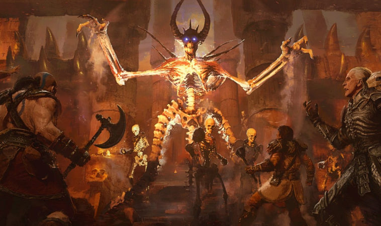 Blizzard удалила патчи для взлома Diablo II: Resurrected c GitHub