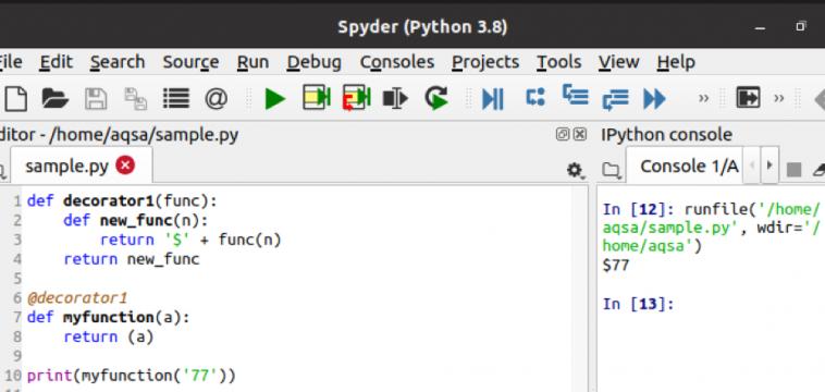 Декораторы в Python: примеры использования