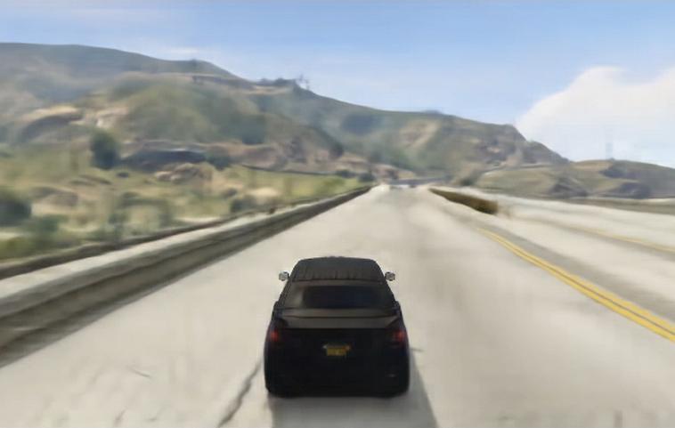 Энтузиасты показали версию GTA V, которую в реальном времени генерирует нейросеть