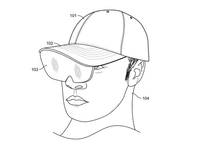 Facebook получила патент на бейсболку с дополненной реальностью