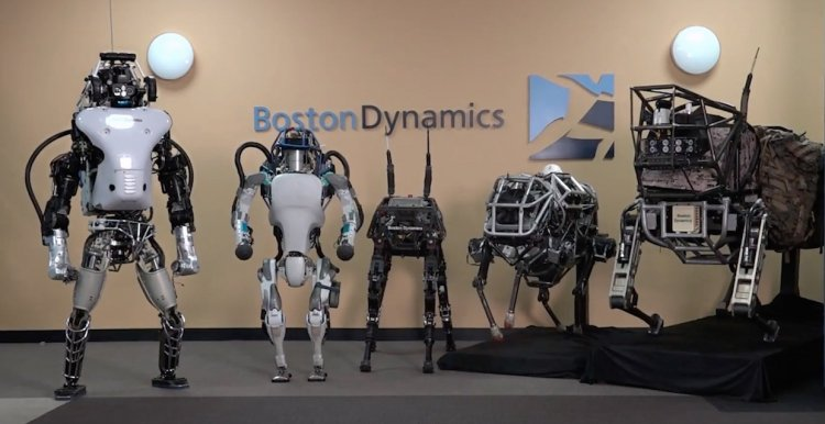 Hyundai завершила поглощение Boston Dynamics