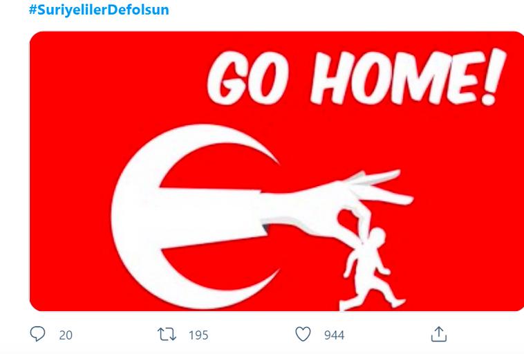 Исследование: около половины трендов Twitter в Турции продвигают искусственно