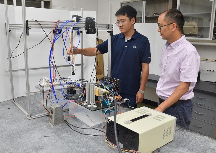 Исследователи разработали прототип робота для сбора шампиньонов