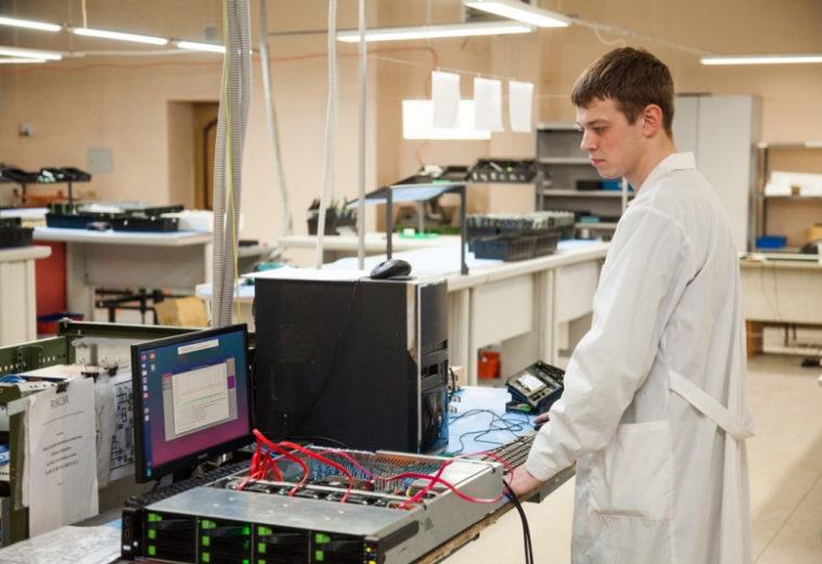 «Яндекс», «Ланит», Gigabyte и ВТБ запустят в 2022 году производство серверов в России