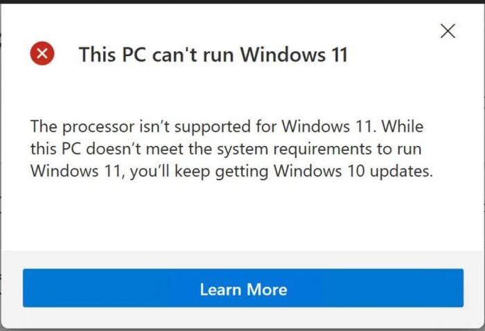 Microsoft обновила утилиту проверки на совместимость Windows 11 PC Health Check