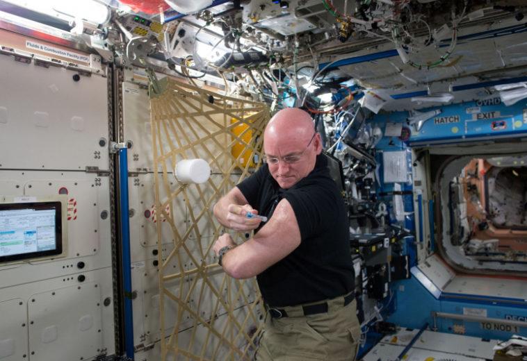 Микрогравитация ослабляет иммунитет человека в космосе
