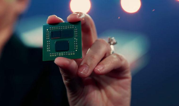 На трехмерных чиплетах AMD умещается до 192 МБ кэша третьего уровня на одном кристалле