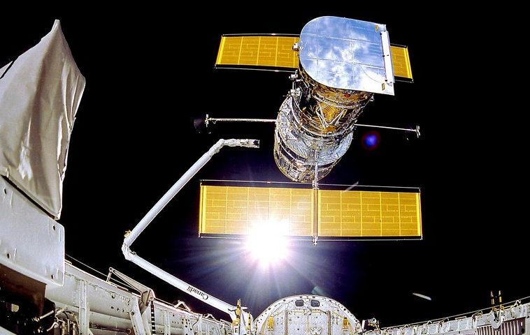 НАСА пытается перевести «Хаббл» на компьютер, который не работал с 2009 года