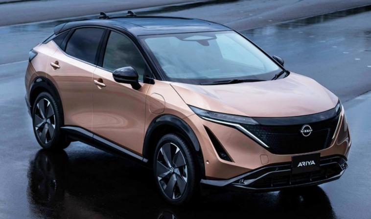 Nissan отложила выпуск электромобиля Ariya из-за глобального дефицита микросхем
