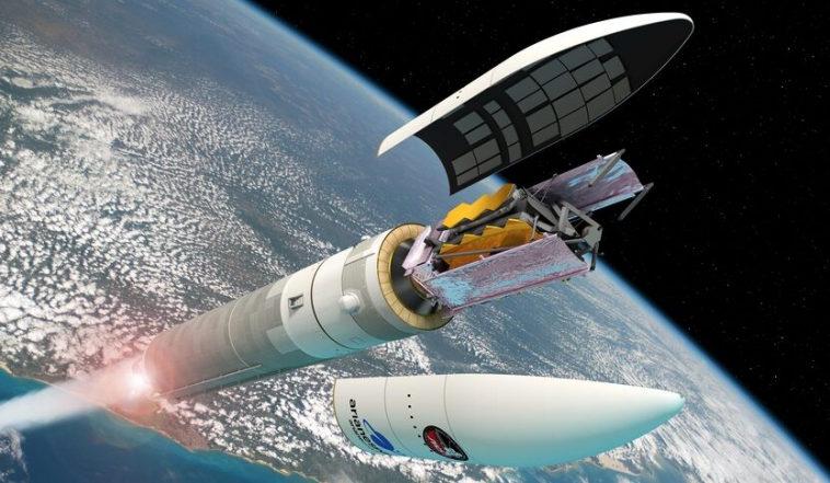[Новый раунд] Сроки по запуску космического телескопа Джеймса Уэбба снова сдвигаются