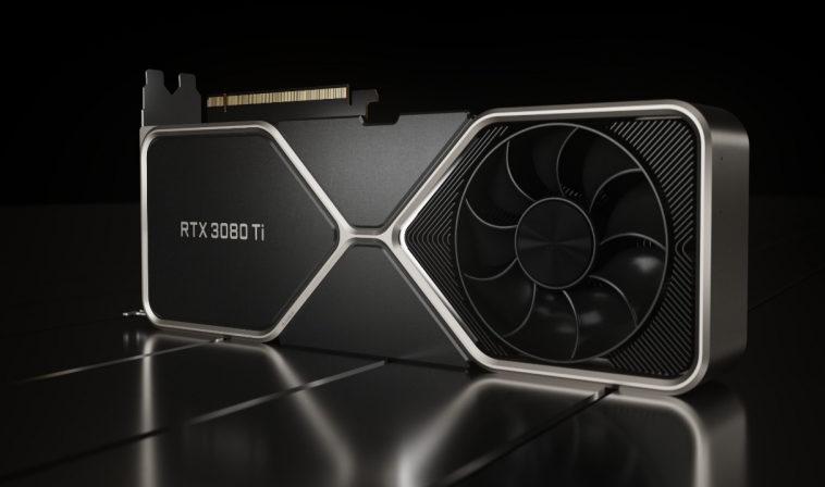 NVIDIA представила видеокарты RTX 3070 Ti и 3080 Ti