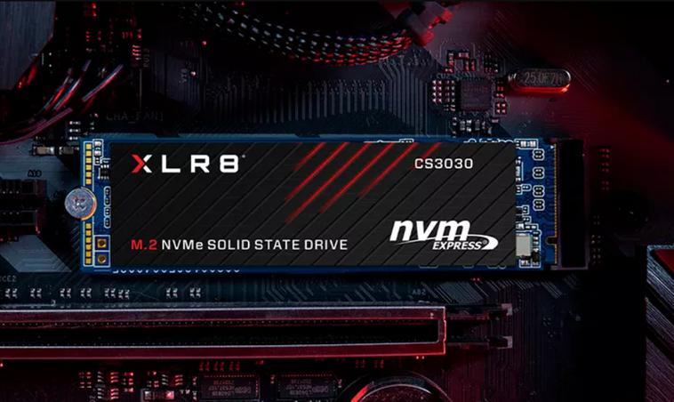 PNY снизила ресурс SSD XLR8 CS3030 почти на 80 %