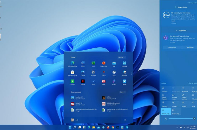 Предрелизную версию Windows 11 протестировали на скорость работы