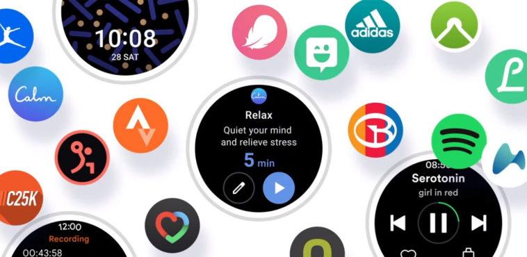 Samsung представила One UI Watch, операционную систему для умных часов