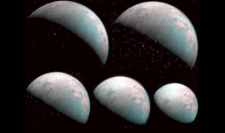 Сегодня «Юнона» приблизится к крупнейшему спутнику Юпитера Ганимеду