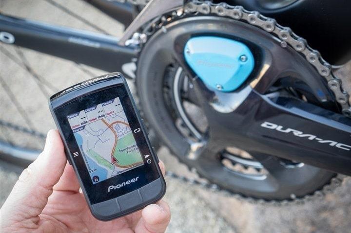 Shimano отключит от сети велокомпьютеры Pioneer через 7 дней