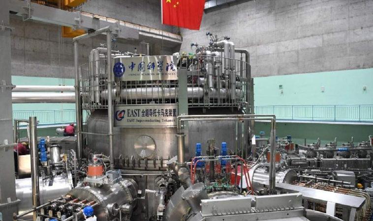 Термоядерный рекорд от EAST: сверхгорячую плазму удалось удерживать в течение 101 секунды