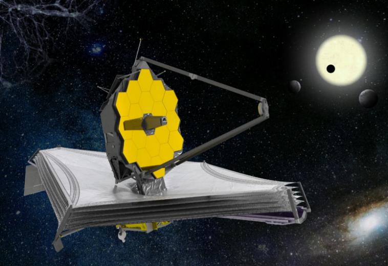 Запуск телескопа «Джеймс Уэбб» опять перенесли