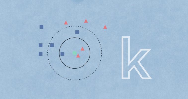 🤖 Метод k-ближайших соседей (k-nearest neighbour)