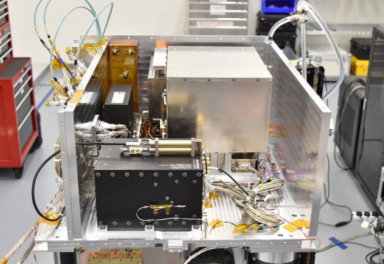 Атомные часы DSAC от НАСА прошли первую проверку в космосе