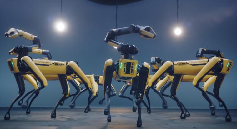 Чтобы отметить вход в состав Hyundai, Boston Dynamics заставила Spot станцевать в клипе с корейской поп-группой