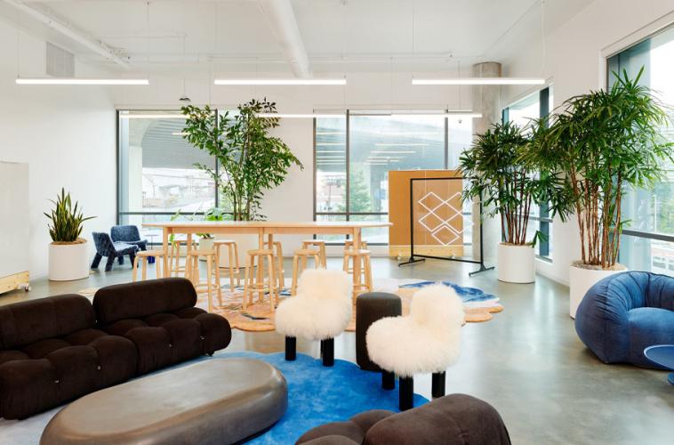 Dropbox открывает в США Dropbox Studios — постпандемийные офисные пространства