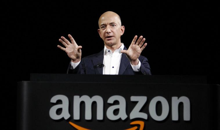 Джефф Безос ушёл с поста генерального директора Amazon