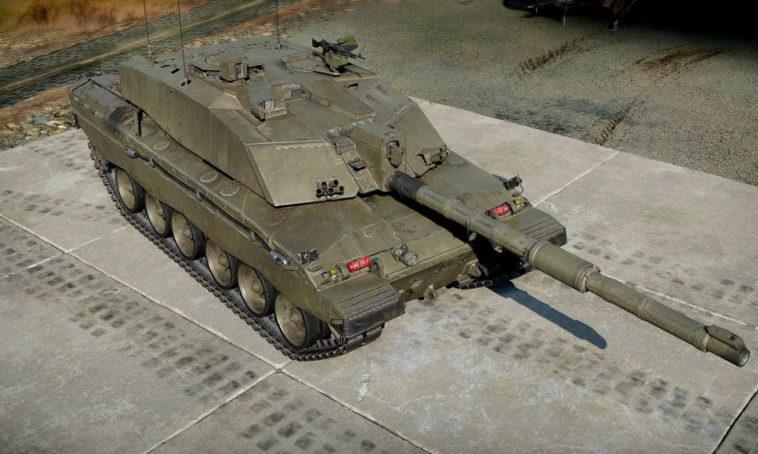 Игроман слил секретные спецификации британского танка ради улучшения видеоигры