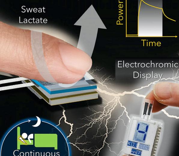 Инженеры разработали прототип устройства, собирающего энергию с пальцев