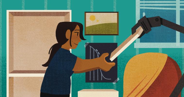 Исследователи научили робота самостоятельно учиться помогать людям