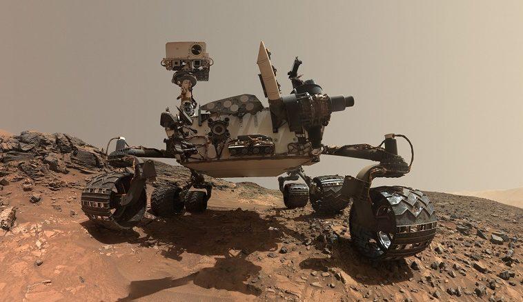 «Кьюриосити», возможно, нашел источник метана на Марсе