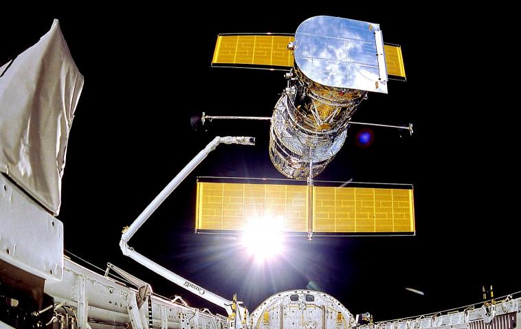 НАСА готовит процедуры для включения резервных устройств «Хаббла»