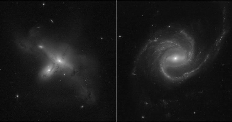 НАСА опубликовало фотографии, которые «Хаббл» снял после починки