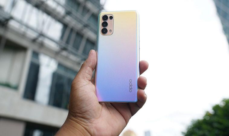 Nokia добивается запрета на продажу в России смартфона Oppo Reno5